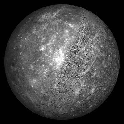 Merkurius - Astronomi | Star Trek Databas