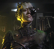 Seven of Nine som borg