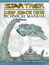 Star Trek Deep Space Nine Technical Manual