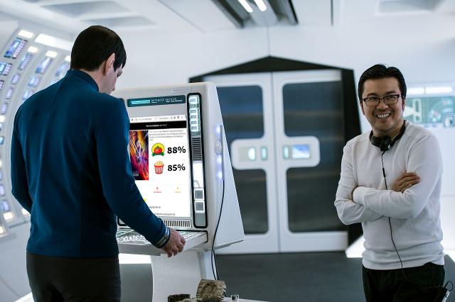 Star Trek hastighet dating