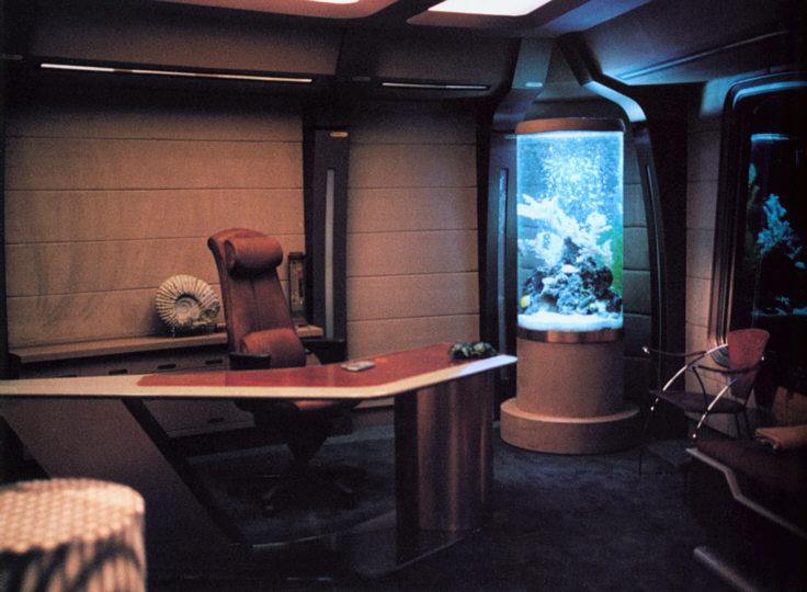 Uss Enterprise Ncc 1701 E Skepp Star Trek Databas