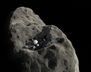 [007;0J] 'Korrae' Asteroid_colony