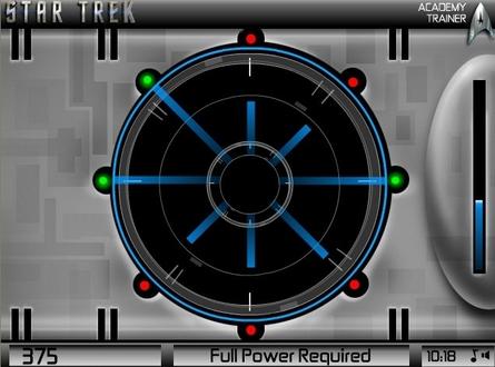 Star Trek Academy Trainer